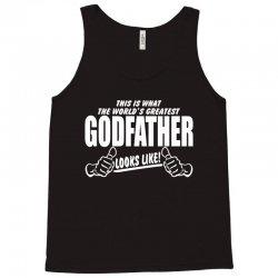 World's Greatest Godfather Looks Like Tank Top | Artistshot