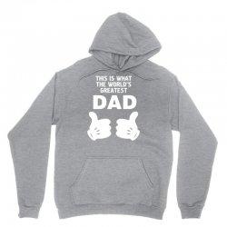 Worlds Greatest Dad Looks Like Unisex Hoodie   Artistshot
