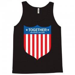 Together (One Nation. One Team) Tank Top | Artistshot