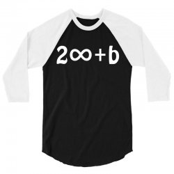 To Infinity And Beyond 3/4 Sleeve Shirt   Artistshot