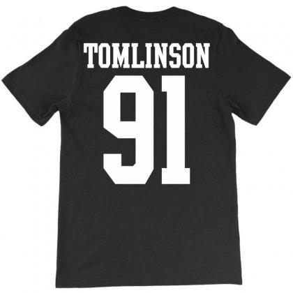 Tomlinson '91 T-shirt Designed By Tshiart