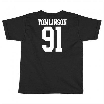 Tomlinson '91 Toddler T-shirt Designed By Tshiart