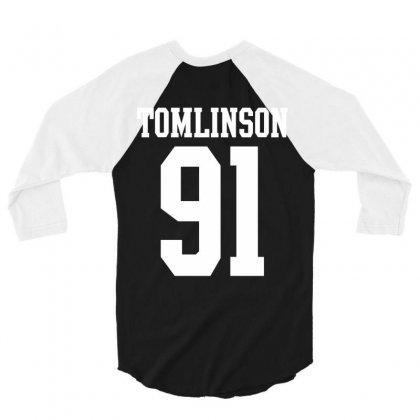Tomlinson 91 3/4 Sleeve Shirt Designed By Tshiart