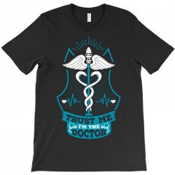 Trust Me I'm The Doctor. T-Shirt | Artistshot
