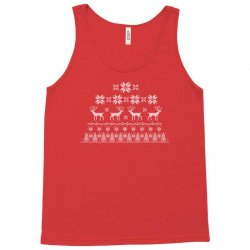 Ugly Sweater Christmas T Shirt Tank Top | Artistshot