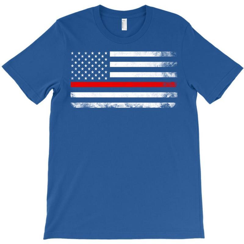 Vintage Usa Flag T-shirt | Artistshot