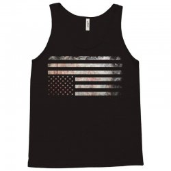 Vintage Usa Flag Tank Top | Artistshot