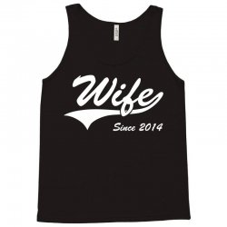 Wife Since 2014 Tank Top | Artistshot