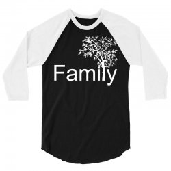 family tree 3/4 Sleeve Shirt | Artistshot