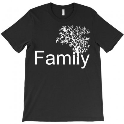 Family Tree T-shirt Designed By Sbm052017
