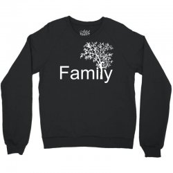 family tree Crewneck Sweatshirt | Artistshot