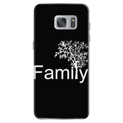 Family Tree Samsung Galaxy S7 Case Designed By Sbm052017