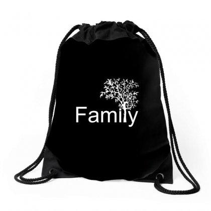 Family Tree Drawstring Bags Designed By Sbm052017