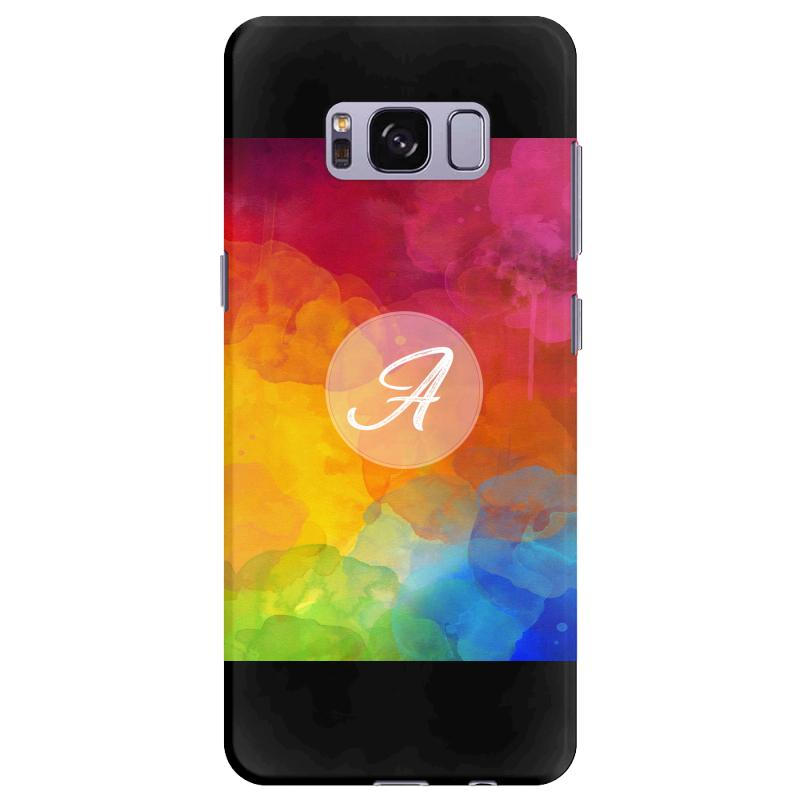 Letter A  Initial Samsung Galaxy S8 Plus Case   Artistshot