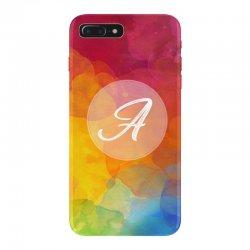letter a  initial iPhone 7 Plus Case   Artistshot