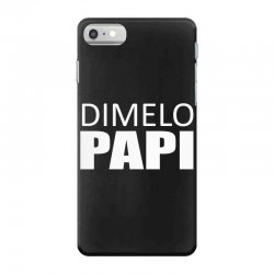 dimelo papi nicky jam reggaeton regueton iPhone 7 Case | Artistshot