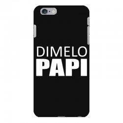 dimelo papi nicky jam reggaeton regueton iPhone 6 Plus/6s Plus Case | Artistshot
