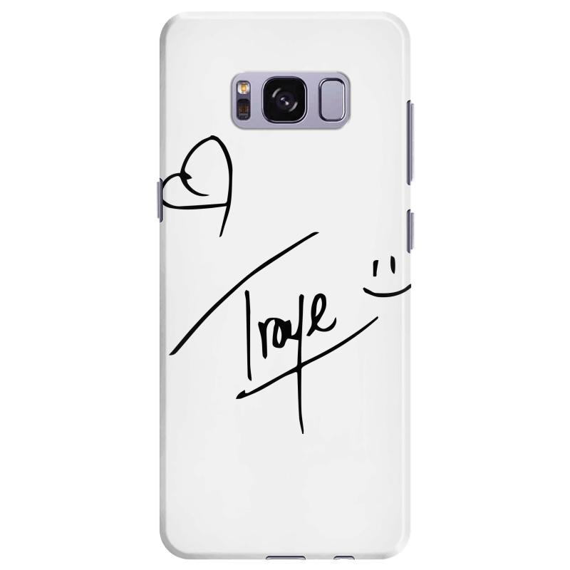 Troye Sivan Signature Samsung Galaxy S8 Plus Case | Artistshot