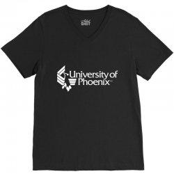 university of phoenix V-Neck Tee | Artistshot