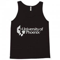 university of phoenix Tank Top | Artistshot