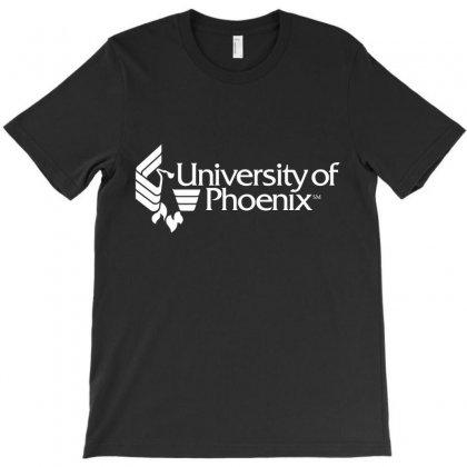 University Of Phoenix T-shirt Designed By Harmonydue