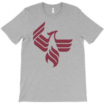 University Of Phoenix Logo T-shirt Designed By Harmonydue