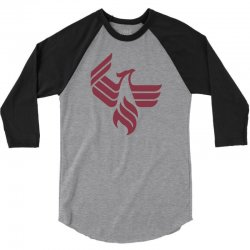 university of phoenix logo 3/4 Sleeve Shirt | Artistshot