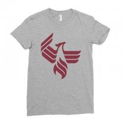 university of phoenix logo Ladies Fitted T-Shirt | Artistshot