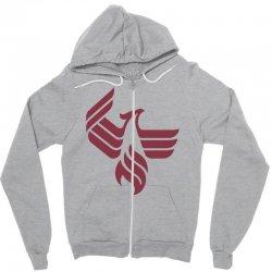 university of phoenix logo Zipper Hoodie | Artistshot