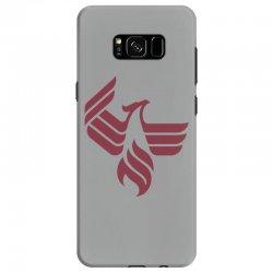 university of phoenix logo Samsung Galaxy S8 | Artistshot
