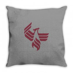 university of phoenix logo Throw Pillow | Artistshot