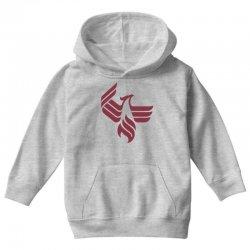 university of phoenix logo Youth Hoodie | Artistshot