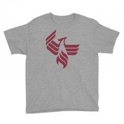 university of phoenix logo Youth Tee | Artistshot