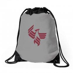 university of phoenix logo Drawstring Bags | Artistshot