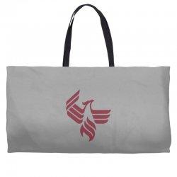 university of phoenix logo Weekender Totes | Artistshot