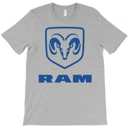 Ram Motor T-shirt Designed By Harmonydue