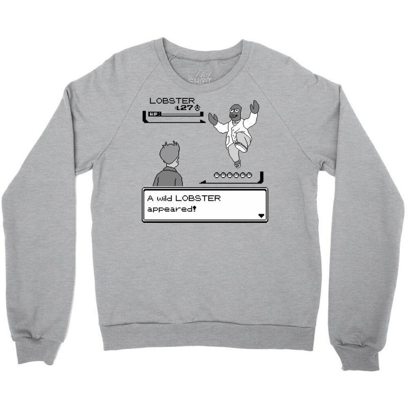 Wild Lobster Crewneck Sweatshirt | Artistshot