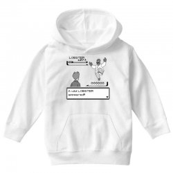wild lobster Youth Hoodie | Artistshot