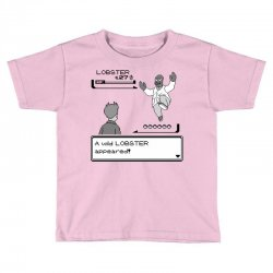 wild lobster Toddler T-shirt | Artistshot