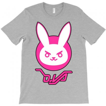 D.va - Nerf This T-shirt Designed By Gringo