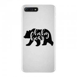 baby bear iPhone 7 Plus Case | Artistshot