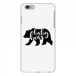 baby bear iPhone 6 Plus/6s Plus Case | Artistshot