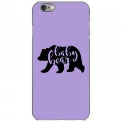 baby bear iPhone 6/6s Case | Artistshot