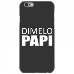 dimelo papi nicky jam reggaeton regueton iPhone 6/6s Case | Artistshot