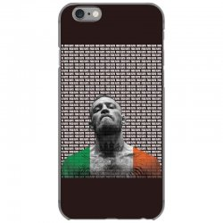 fuck flyod conor mcgregor iPhone 6/6s Case | Artistshot