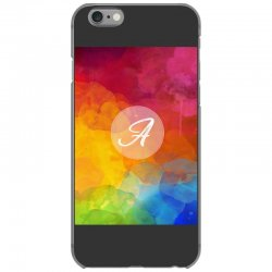 letter a  initial iPhone 6/6s Case   Artistshot