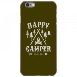 happy camping iPhone 6/6s Case | Artistshot