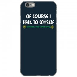 geek expert advice   science   physics   nerd t shirt iPhone 6/6s Case | Artistshot