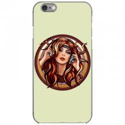 music girl iPhone 6/6s Case | Artistshot