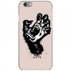 screaming hand werewolf iPhone 6/6s Case | Artistshot